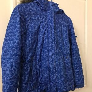 Girls Karbon jacket size 14